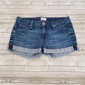 4 for $25 Hudson denim Jean shorts